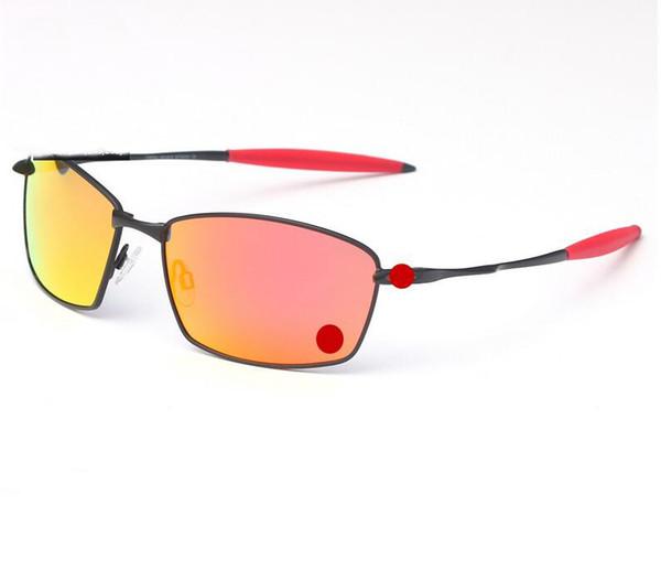 2019 Marca Polarização Lente Melhor Qualidade de Moda Óculos De Sol Óculos De Sol Óculos de Condução Óculos de Sol de Metal óculos de Pesca Ao Ar Livre