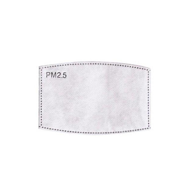 1pcs almohadilla del filtro (NO máscara)