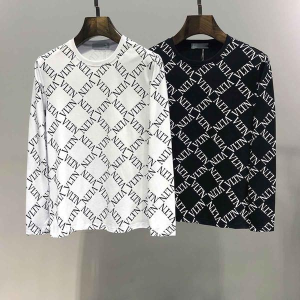 Der Designer der neuen populären Männer der Qualitätsjugend kleidet beiläufige Sweatshirtbaumwollqualitäts-Luxusstrickjacke