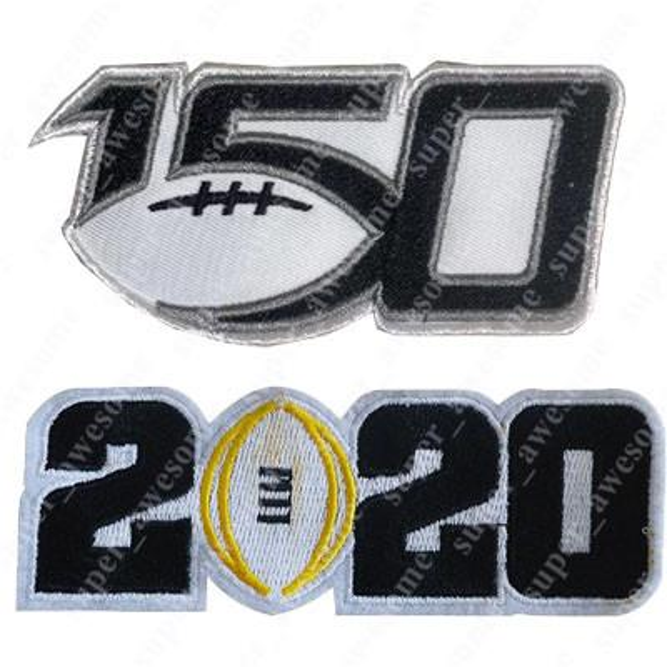 Add 150th+2020Black Championship Patch