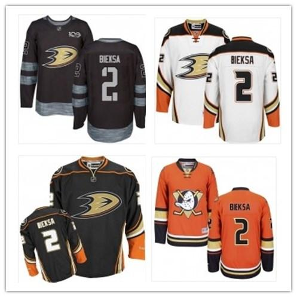 brand new 4ca31 21f8f 2019 Top Can Anaheim Ducks Jerseys #2 Kevin Bieksa Jerseys  Men#WOMEN#YOUTH#Men'S Baseball Jersey Majestic Stitched Professional  Sportswear From ...