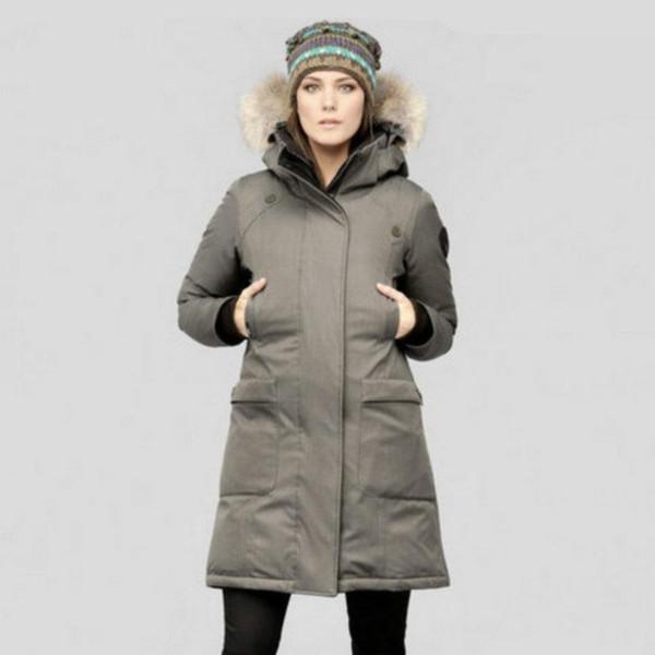 Cold winter Jacket Women casaco feminino Ladie's Long parka anorak white Duck Down Very Warm high neckline coat Gray black white