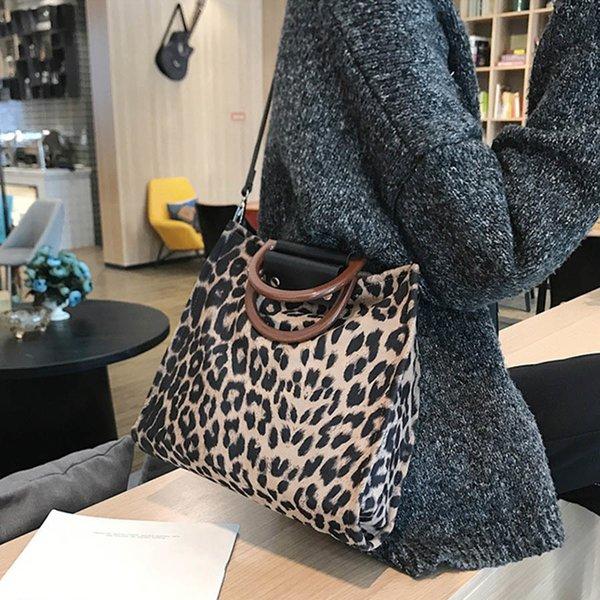 bolsa de leopardo luz