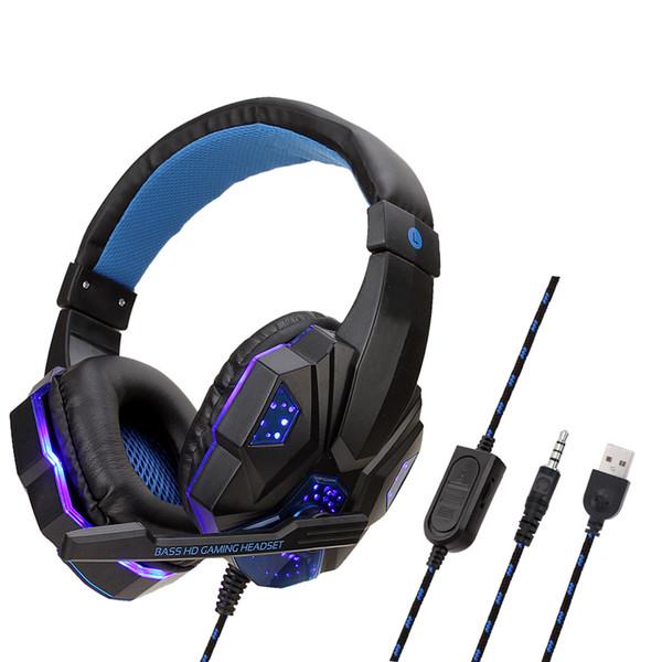 Gaming Headset Usb Vs 35