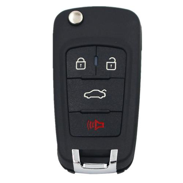 Serie KEYDIY B original para el control remoto universal 4 teclas clave negro B18 para KD900 URG200 programador clave envío gratis