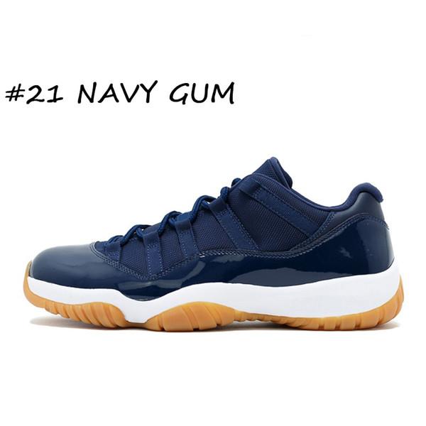 # 21 NAVY GUM