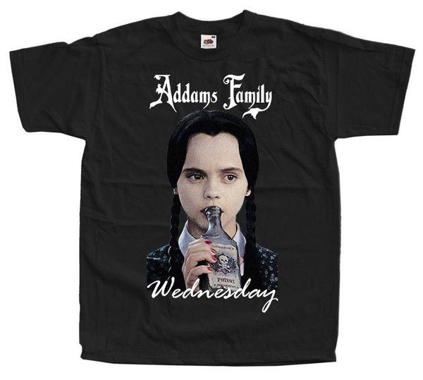 The Adams Familly V4 Movie Black Navy T Shirt All Sizes S 4xl Christina Ricci