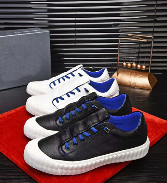 Scarpe casual uomo di alta qualità moda flat west scarpe da uomo alte in pelle raggrinzita alta top maschile scarpe da running uomo runner
