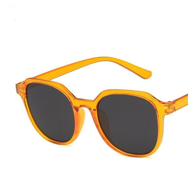 Moda Kadın Erkek Güneş Gözlüğü Retro Marka Tasarımcısı Güneş Gözlükleri Uv Gözlükler Klasik Gözlük Gözlüğü Adumbral A + +