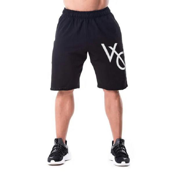 Vanquish 2019 verão novo verão novo calções de desporto dos homens ao ar livre exercício treinamento em execução calças de cinco minutos 264355