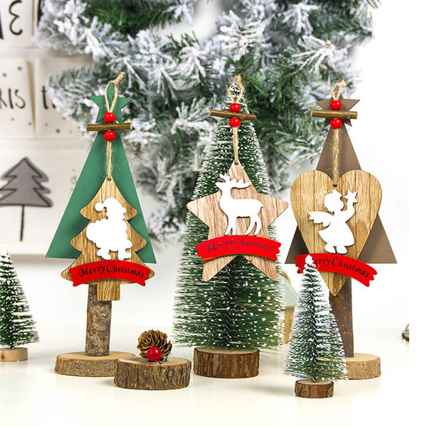 New Home Ornament 2020.Merry Christmas String Hanging Xmas Tree Christmas Decoration Ornament 2020 Party Supplies Home Decor Hangings On Shop Doors Best Xmas Decorations Big