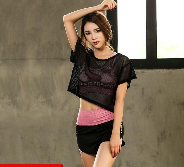 Maglia camicia-Bra-Short9