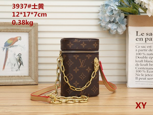 top popular HOT High-end quality arrival famous Brand Classic designer new fashion women or Men messenger bags cross body bag school bookbag should 8973 2020
