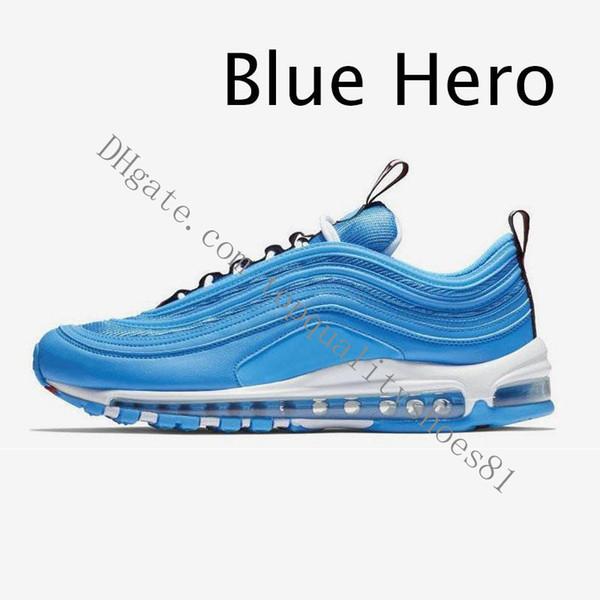14 Blue Held