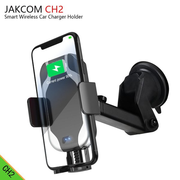 JAKCOM CH2 Smart Wireless Car Charger Mount Holder Hot Sale in Cell Phone Chargers as android tevise watch 4g mobile phone