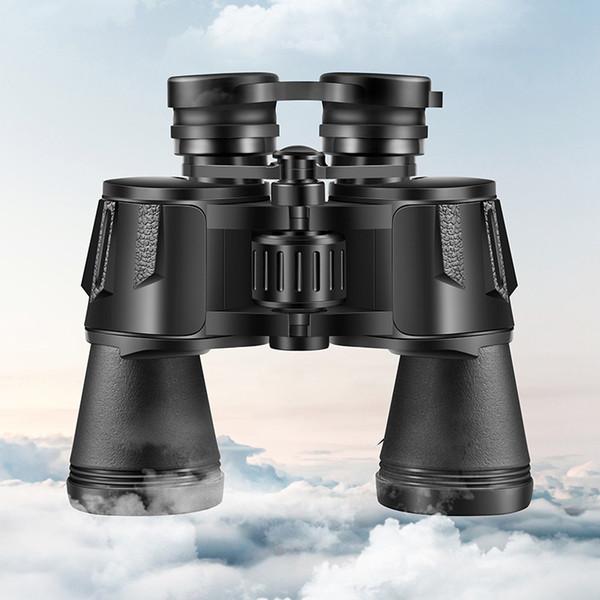 Vente chaude 10x50 Jumelles Version Améliorée Grand Oculaire HD Haute Puissance Non-infrarouge Night Vision T8