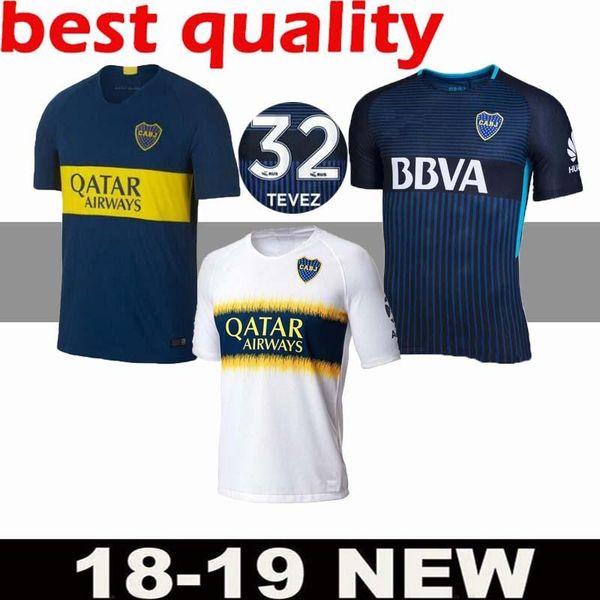 more photos 95a87 1d688 2019 2019 2020 New Boca Juniors Home Blue Soccer Jersey Boca Juniors Away  White Soccer Shirt 2020 Football Uniforms Sales Thai Quality Shirt From ...