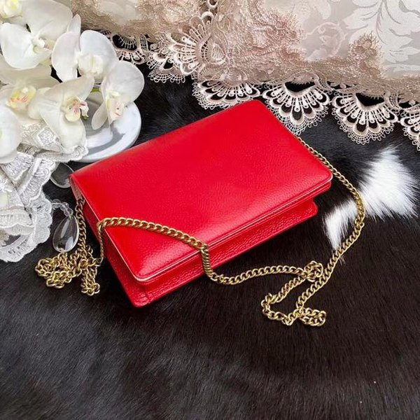 Cowhide Leather Red
