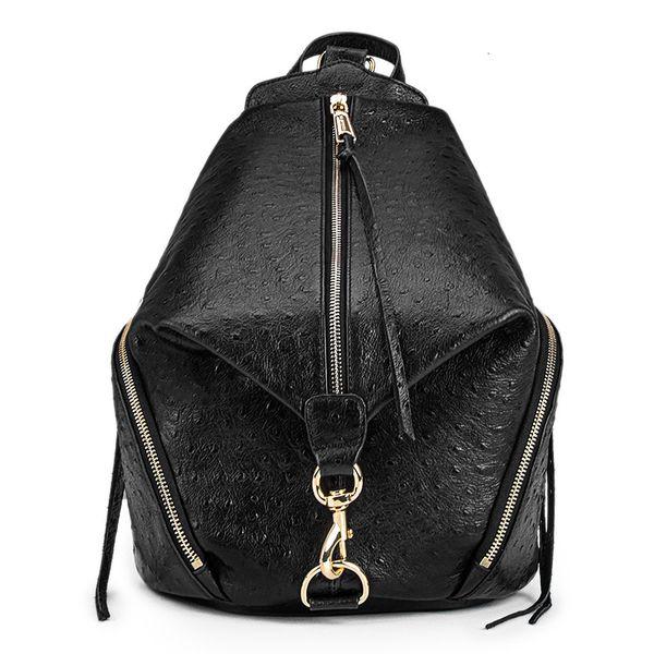 2019 yeni Yeni başlattı tasarımcı çanta kadın Devekuşu Tote çok fonksiyonlu çanta Bağbozumu Taze özlü sıcak satış