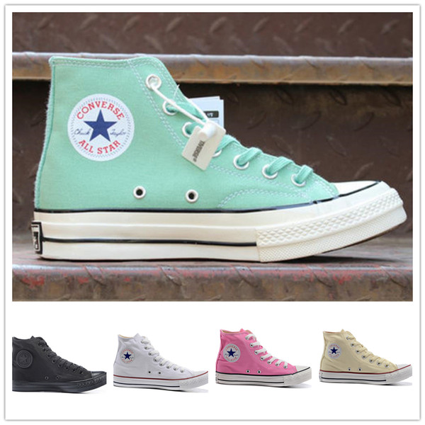 Großhandel Mit Sportuhr 2019 Designer CONVERSE Men Women Shoes Neue Chinatown Market All Stars Schuhe Chuck 1970er Jahre Frauen Männer Designer