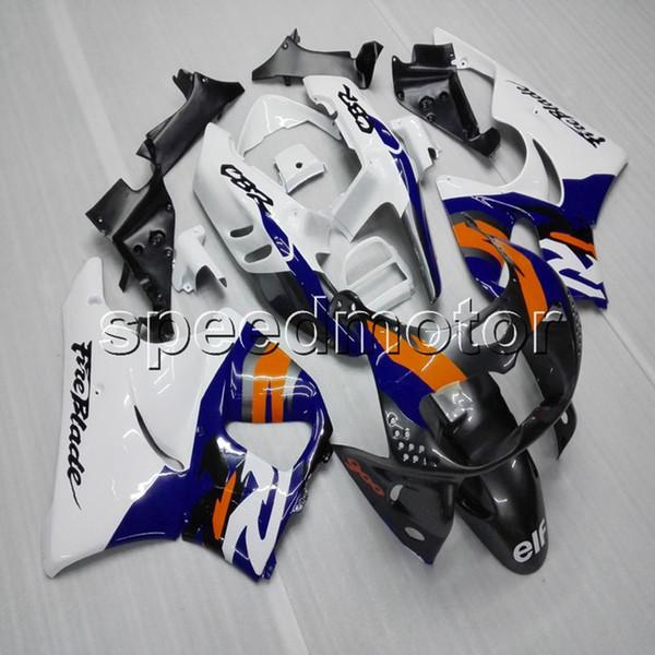 23colors + vis bleu blanc capot de moto carénage pour panneaux de moteur ABS HONDA CBR900RR 1994 1995 1996 1997 CBR893RR