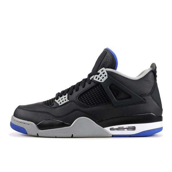 10 azul Negro