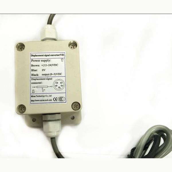 Harici Akım Gerilim Verici Modülü 0-5v0-10V 4-20MA Amplifikatör Deplasman Dönüştürücü Sensörü