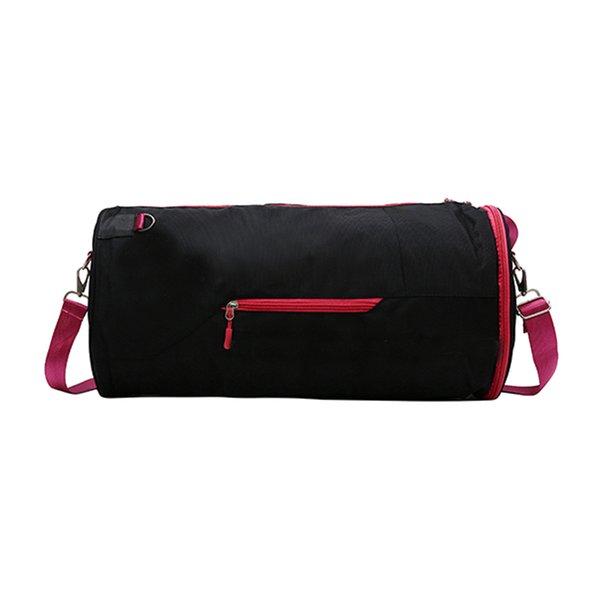 Большая Емкость Дорожные Сумки Мужчины Женщины Duffle Bag Дизайнер Багажная Сумка Тренажерный Зал Сумка Для Путешествий Спорт Йога Баскетбол Обувь
