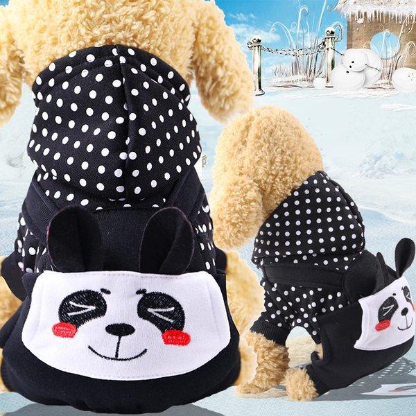 Dot Black Panda