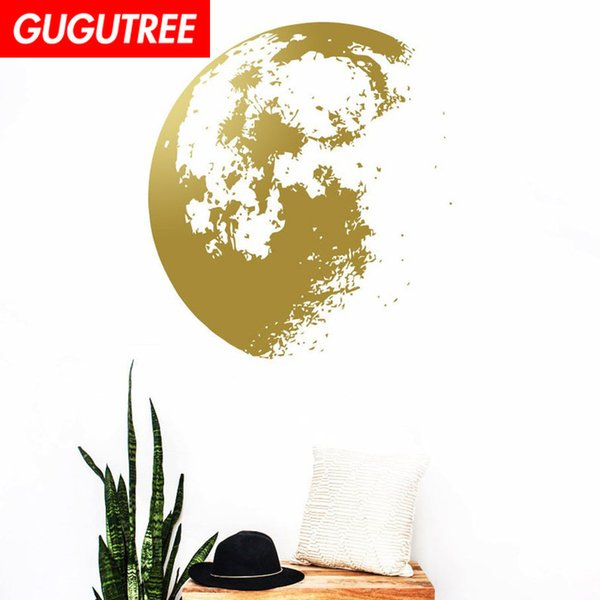 Decorate Home star moon cartoon art wall sticker decoration Decals mural painting Removable Decor Wallpaper G-1708