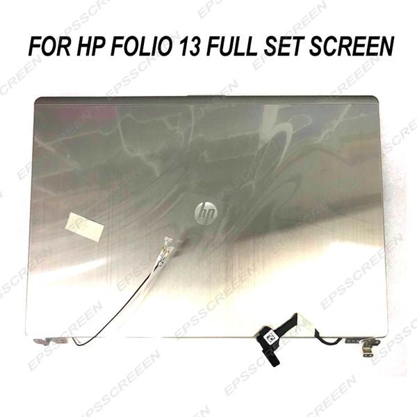 NUOVO ricambio per HP folio 13 LED LCD completo DISPLAY 13.3 LP133WH4-TJA1 f2133wh4 MATRIX SCREEN HD panel PANEL