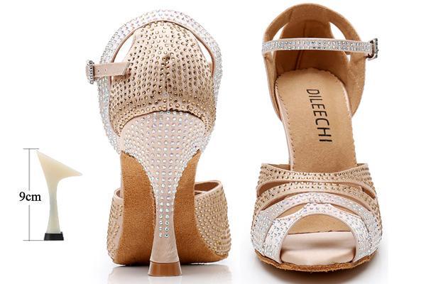skin heel 9cm