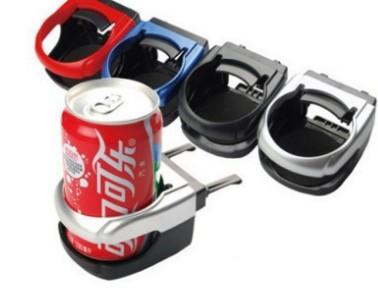 top popular Car Air Outlet Drink Holder Car Cup Holder Vehicle-mounted Cup Mounted Drink Supplies Wholesale 2019