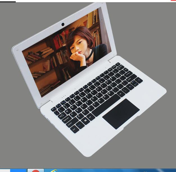 best selling brand new 10.1 inch Laptop 800x1280 IPS scree WIN10 Netbook Intel Z8350   N3350 Quad-core HDMI Notebook Computer white or black for kids
