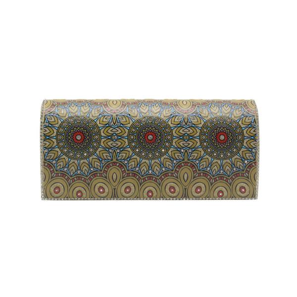 Nuevas mujeres del diseñador bolsos de noche 19177 cuero de la PU del estilo del vintage de las señoras del banquete de boda bolsos de embrague de las cadenas de hombro bolsas mujer