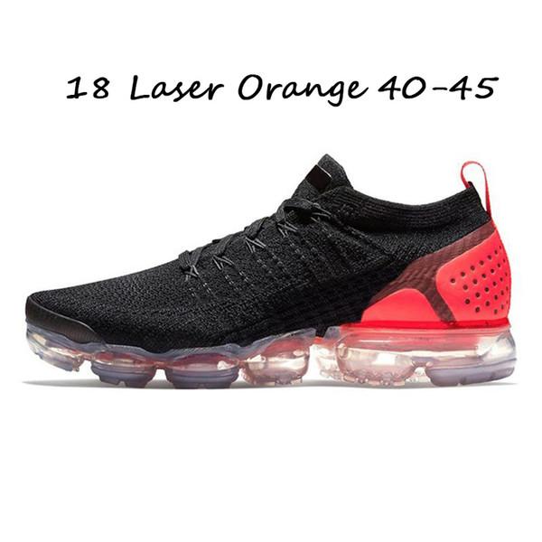 18 Laser Orange40-45