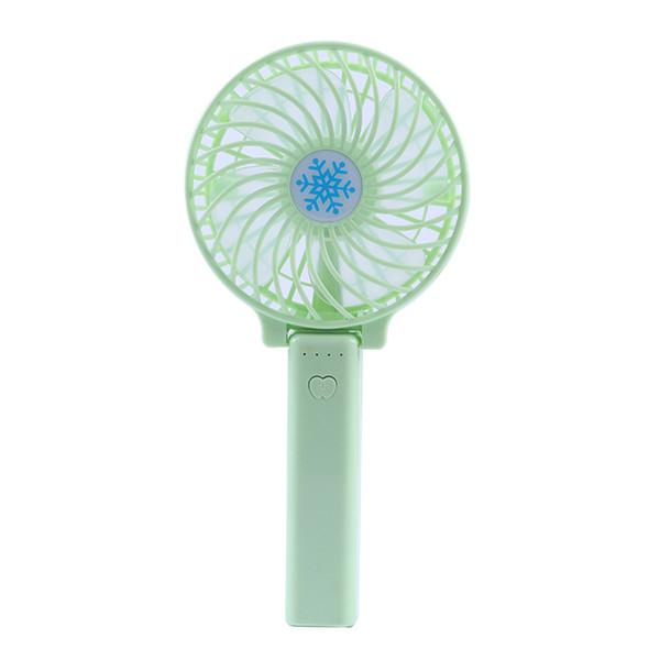 Elektrische hand Lüfter USB Gadgets Lüftung faltbare Mini Fan Neuheit drehscheibe Klimaanlage bbq Cool Kids Sommer Super Spielzeug