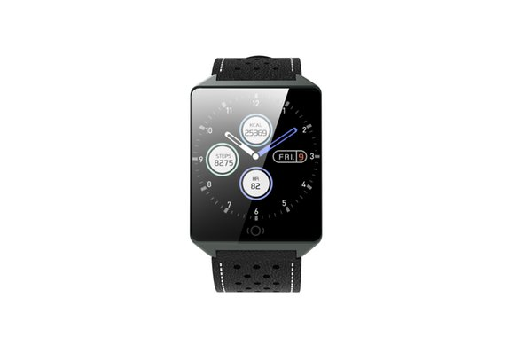 Smart Watch CK19 1.3inch TFT Bluetooth Waterproof Continuous Heart Rate Telecare High capacitance of Low power motor Touch manipulation