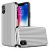 2019 Fashion luxury luggage defender case TPU+acrylic armor kickstand back cover for iPhone 6/7/ X/Xr/Xs Max/Samsung galaxy note 9