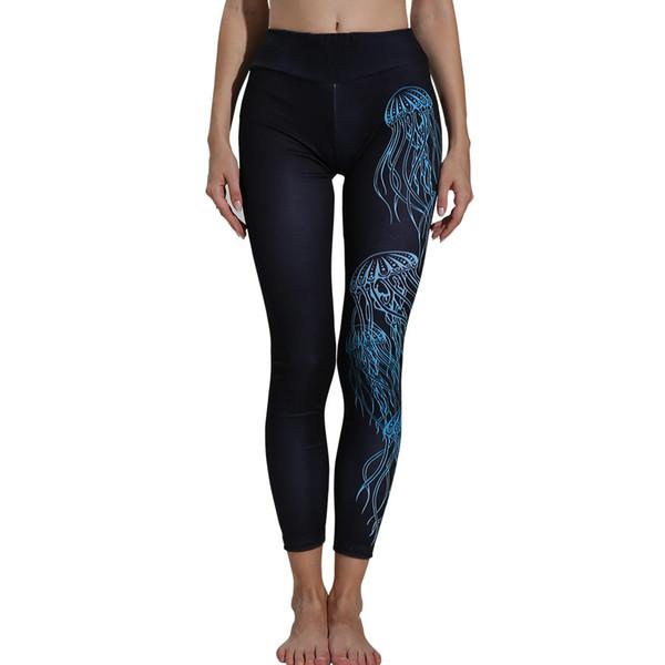 Womens Print Leggings Gym Workout Fitness Lounge Athletic Pants leggings winter pants capris warm