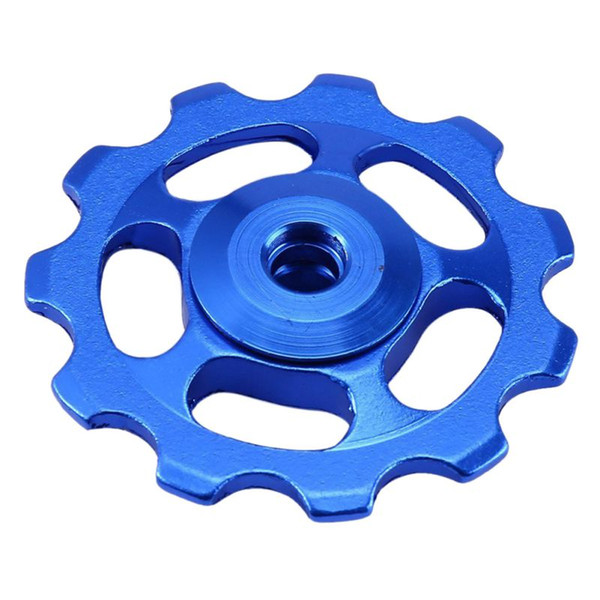 11T MTB Bike Bicycle Aluminum Alloy Bearing Jockey Wheel Rear Derailleur Pulleys