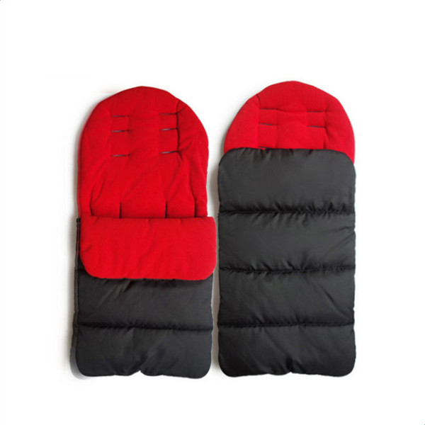 FEWIYONI Winter autumn baby warm stroller sleeping bag baby stroller sleeping bag waterproof newborn foot cover