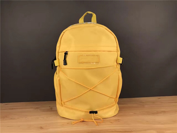 Designer Backpack School Bag 18ss 44th 19ss Luxury Backpack Brand Backpack Stylish Tide Bags Women Fashion Sport Bag 11