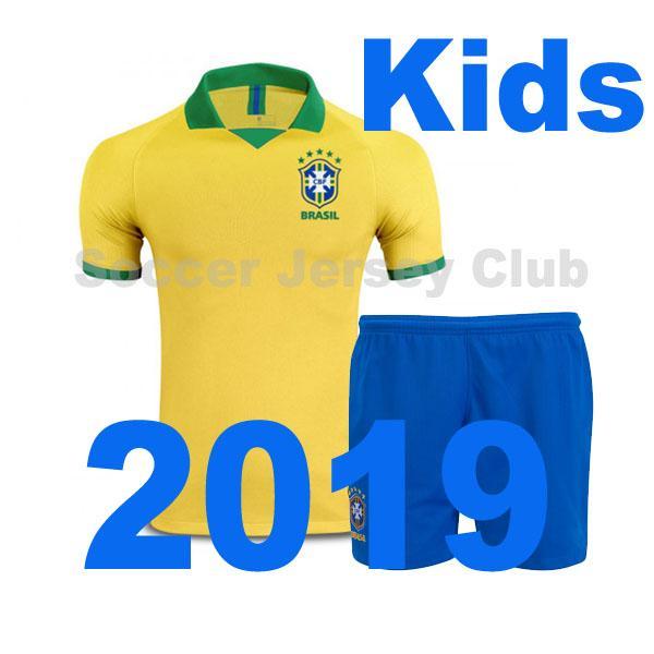 Crianças 2019 Início
