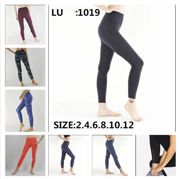 best selling NEW Studio Capris no lined Women's Sports Tights Gym sweatpants Pantalon Femme yoga outdoor Studio Pant Jogging yoga Pants
