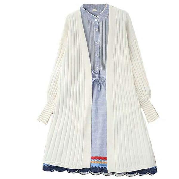 Donne incinte Spring Clothing Fashion 2019 Nuova versione coreana delle donne incinte Formato maglione Donna incinta Abbigliamento primavera e autunno