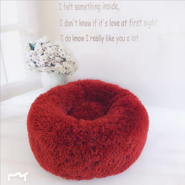 Красный-наружный диаметр 40см