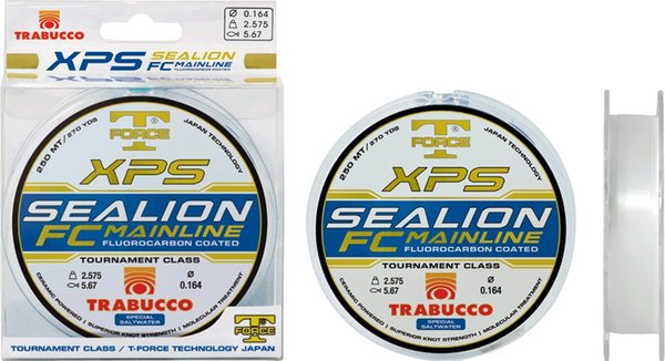 top popular Trabucco T-Force Xps Sealion 250M Series Fluorocarbon fishing line Ship from Turkey HB-000145559 2019