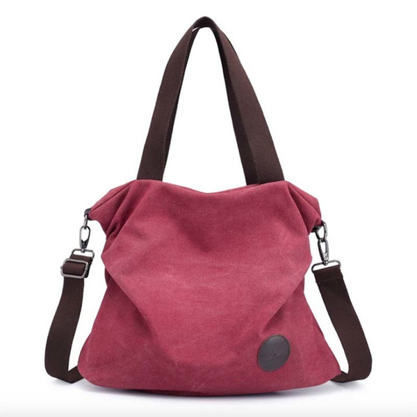 2019 Special Offer Letter Zipper Kvky Canvas Bag Tote Women Handbags Shoulder Bags New Casual Messenger High Capacity Toes 1158