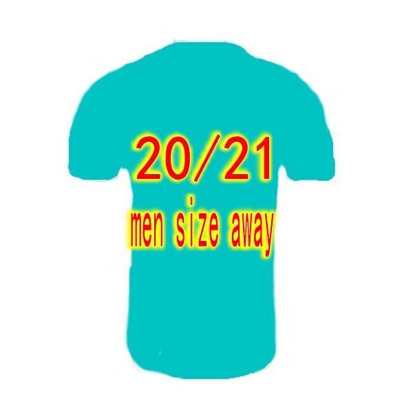 20/21 men away